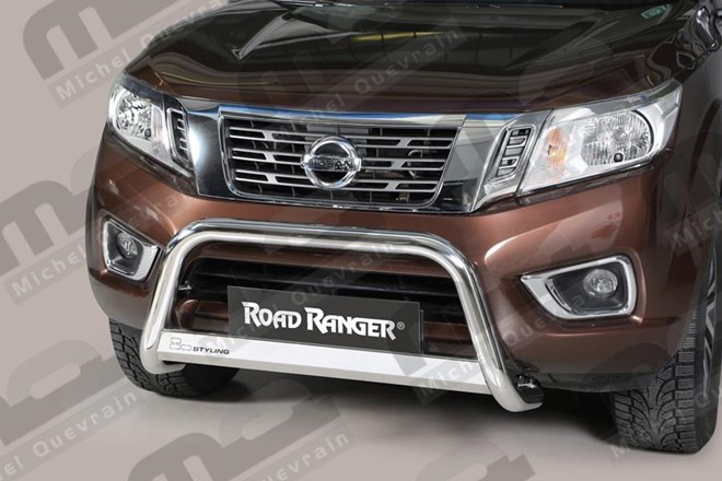 push bar Ce 63 mm Nissan Np300