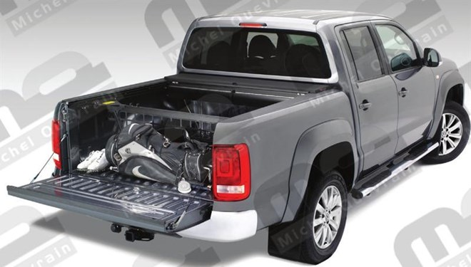 cargo manager Toyota Hi-Lux Dc 2016>
