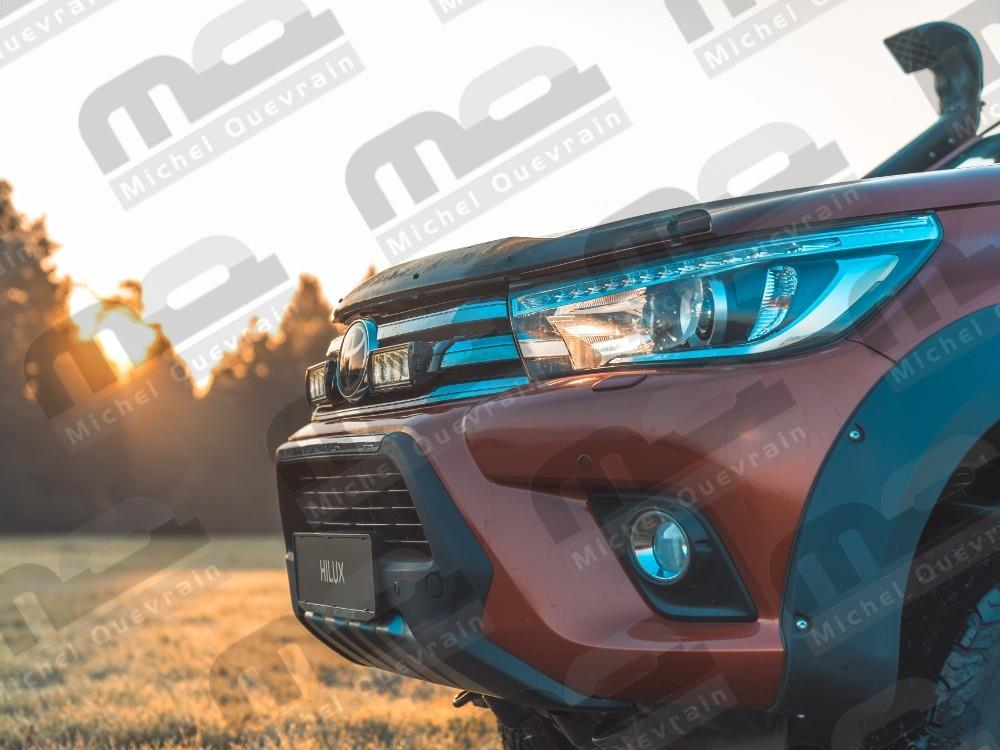 lamp led for Toyota Hi-Lux 2017