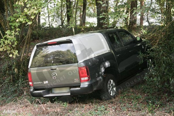 Detlef AHLERS, Hard top VW Amarok DC