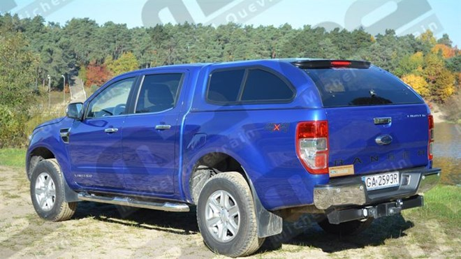 Hard top RH1 Sport Ford Ranger Double Cab 2019>