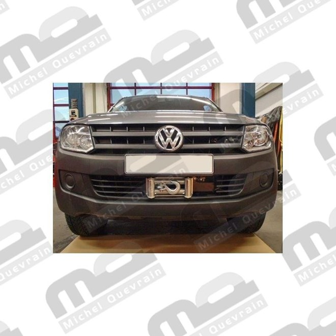 support treuil pare-chocs Vw Amarok