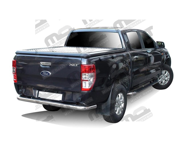 Couvercle alu Ford Ranger Dc 2012>