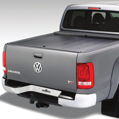 The Roll N Lock roller shutter tonneau cover offers the ultimate security for your loads.