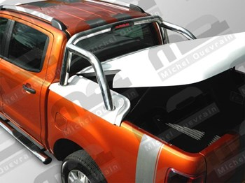 sport lid for Ranger DC with OE roll bar Ltd