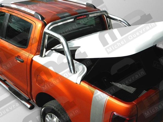 couvercle à peindre Ford Ranger Double Cab Limited