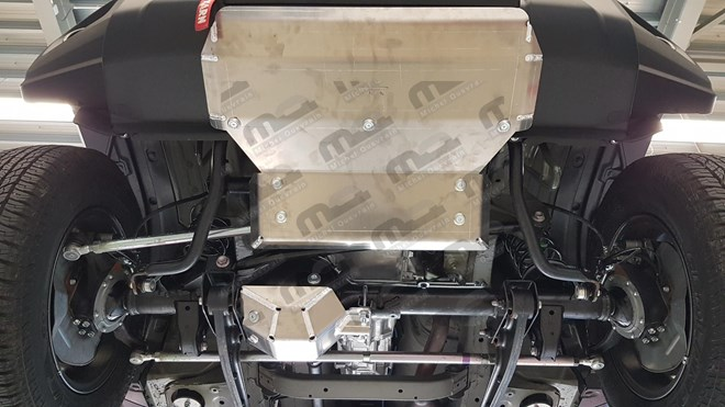 engine skid plate 6 mm protection Suzuki Jimny GJ 2019