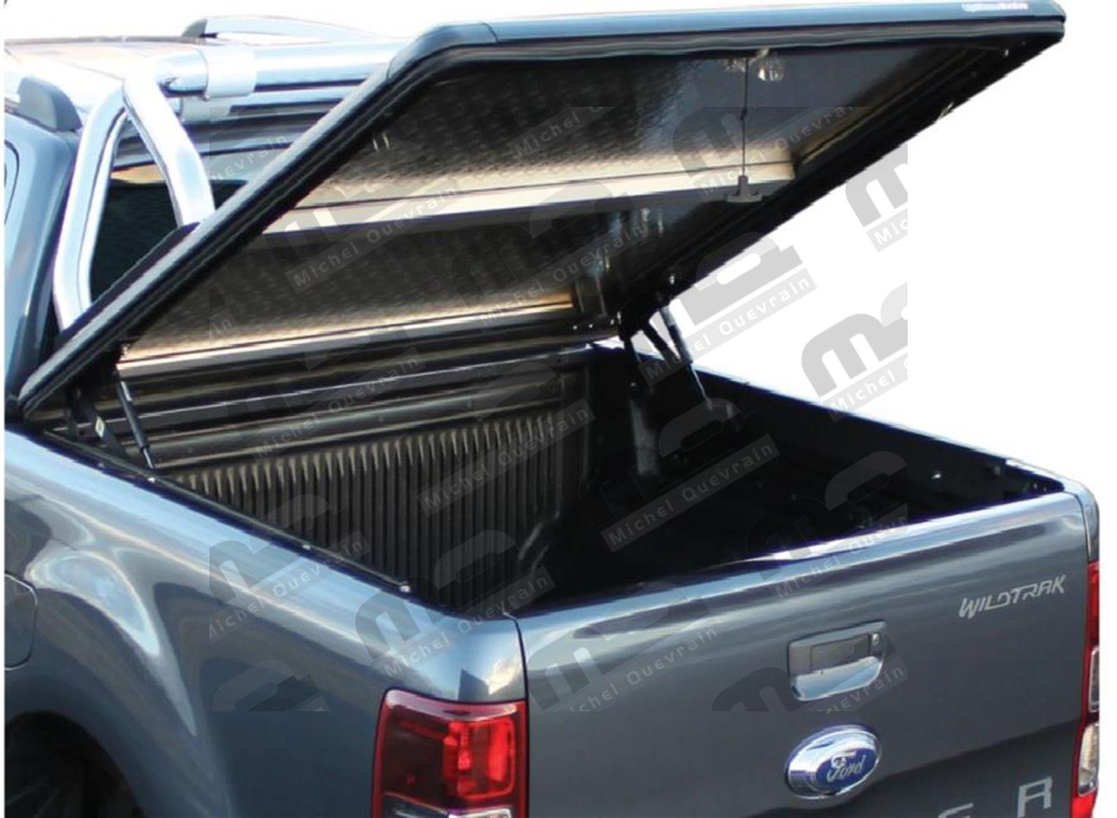 Black Roll Bar 216 76mm Amarok Upstone
