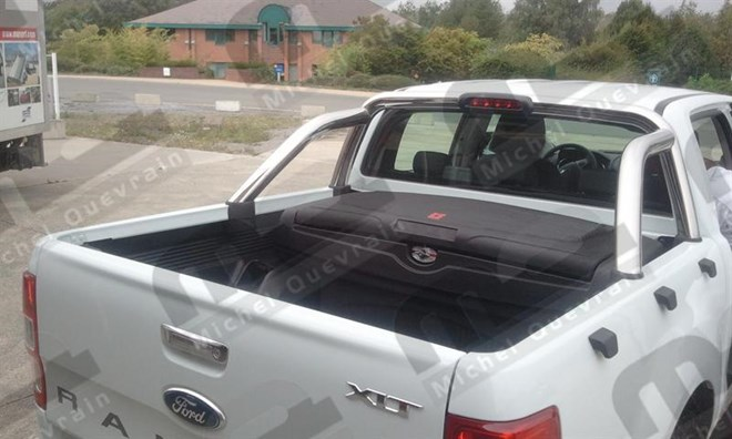 utility box Ford Ranger 2012