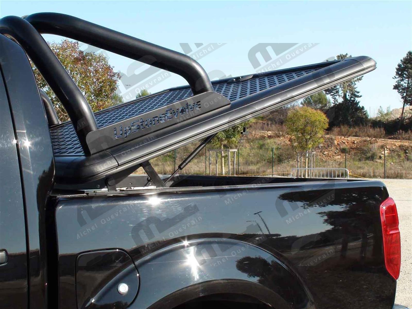 Aluminium Tonneau Cover For Nissan Np300