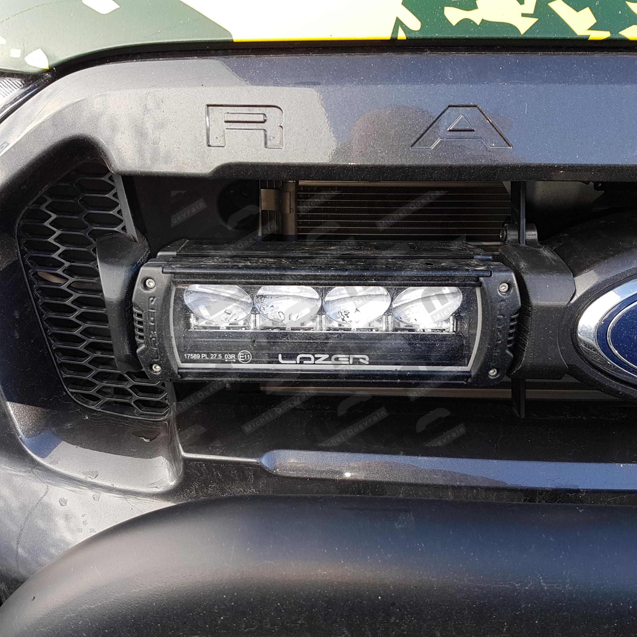 lamp led for ford ranger 2016