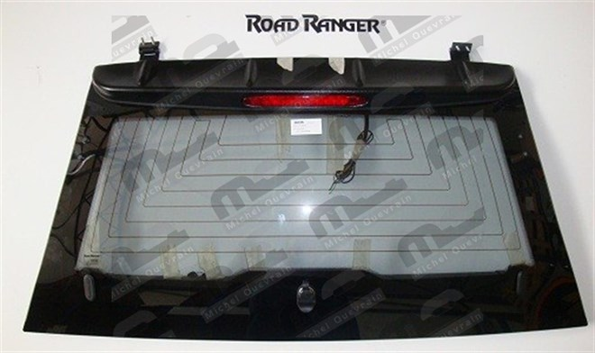 Acher deur hard top Road ranger RH1