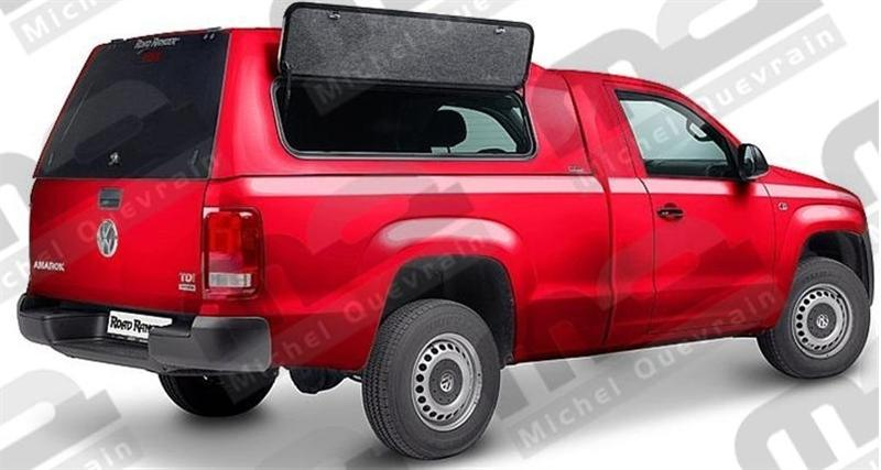 3 nouveaux hard tops road ranger pour le volkswagen amarok. Black Bedroom Furniture Sets. Home Design Ideas
