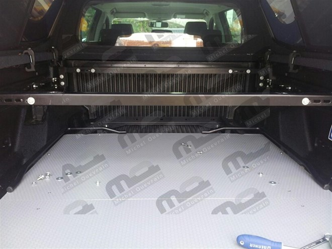 Bed Crossbars for OE Ford rails - St Frame