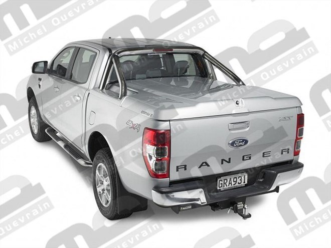 couvercle peint Ford Ranger DC Limited