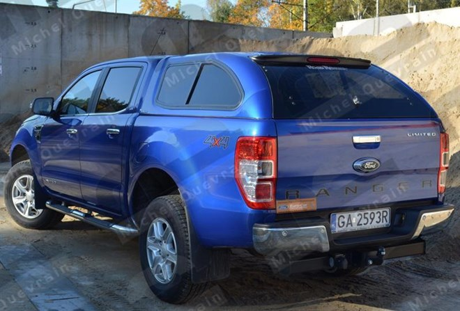 Hard top RH1 Sport Ford Ranger Double Cab 2012>