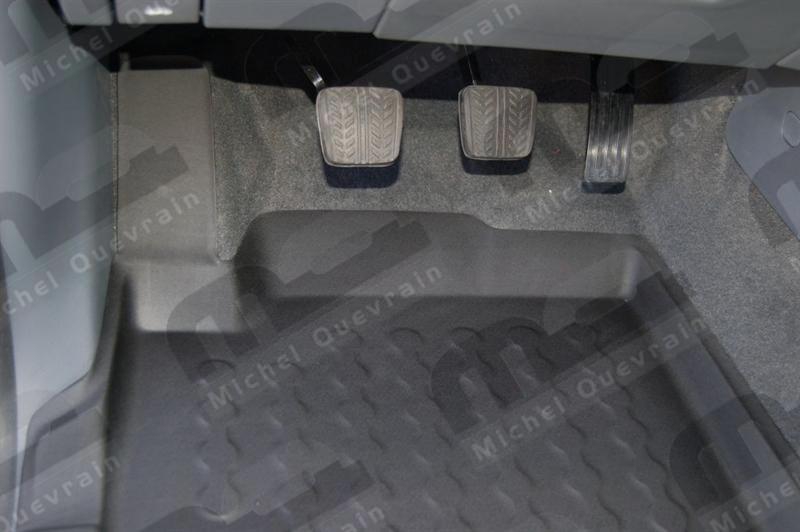 4 Floor Carpet Ford Ranger 2012