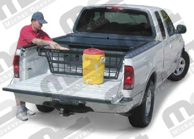 Manage your Ford Ranger tonneau