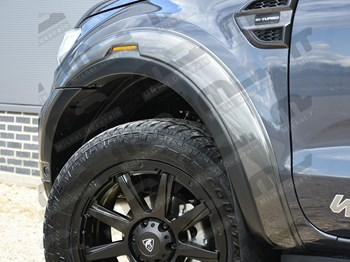 Ford Ranger Sport XV-R Wheel Arches - Colour Coded