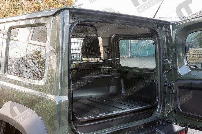 High sided boot liner for Suzuki Jimny 2018 (GJ)