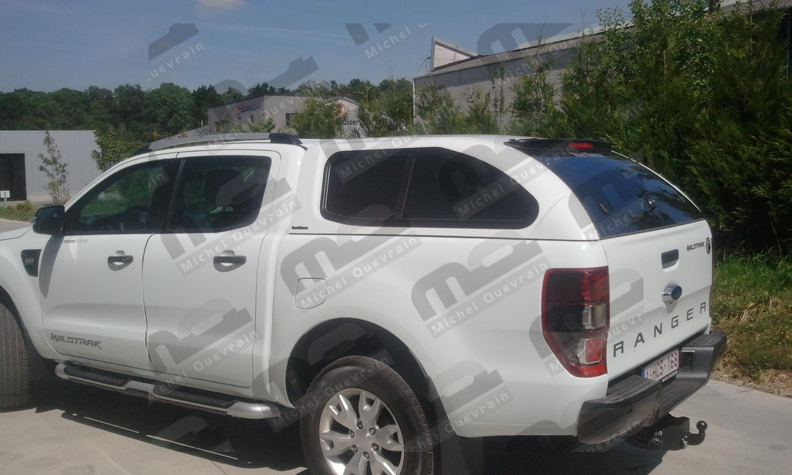 Hard top RH1 Sport Ford Ranger Double Cab 2012\u003e